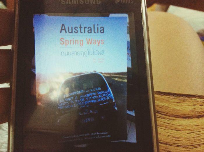 อยากอ่านเล่มนี้โหวยยยย. ????✈️ Books. Backpacking