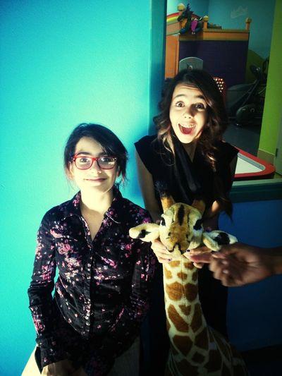 My Mini Giraffe ;D
