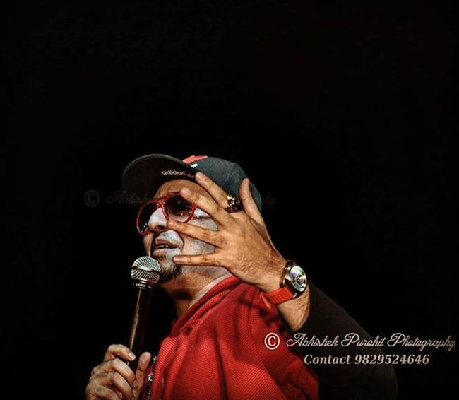 @jstarurban JSTAR Performed Live at Jodhpur Photographie  by Limelightvfx Igersjodhpur Instam Punjabi Singer  ...