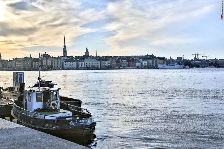 Cityscape Water Stockholm-streetphotography Stockholm View Stockholm Streetphotography Stockholm Stockholm, Sweden Sweden Landscape Outdoors Sweden-Streetphotography Sweden ❤️ Travel Destinations Nautical Vessel Sailboat Day