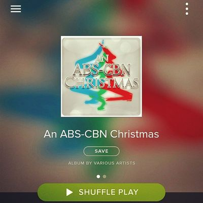 Feel the Christmas with Kapamilya soundtracks. Abscbn