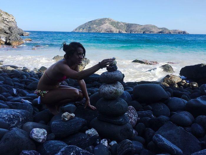 The Human Condition Beach Cabofrio  Praiabrava