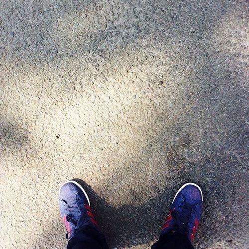 entah kenapa suka motoin sepatu 📷 Squaregrapher Shoesoftheday Liveauthentic Afterlight Iphoneonly