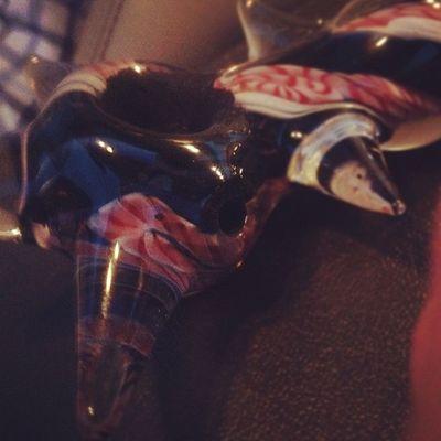 Devil. :) Newpiece Weed 420365247 Pipes heavyhitter guyswhosmokeweed spikes coolglass