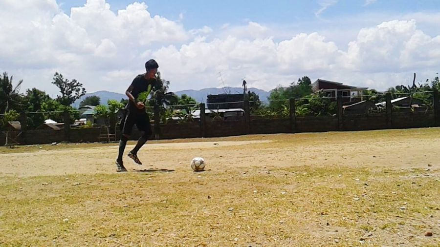 Let's play the beautiful game. Soccer⚽ Football