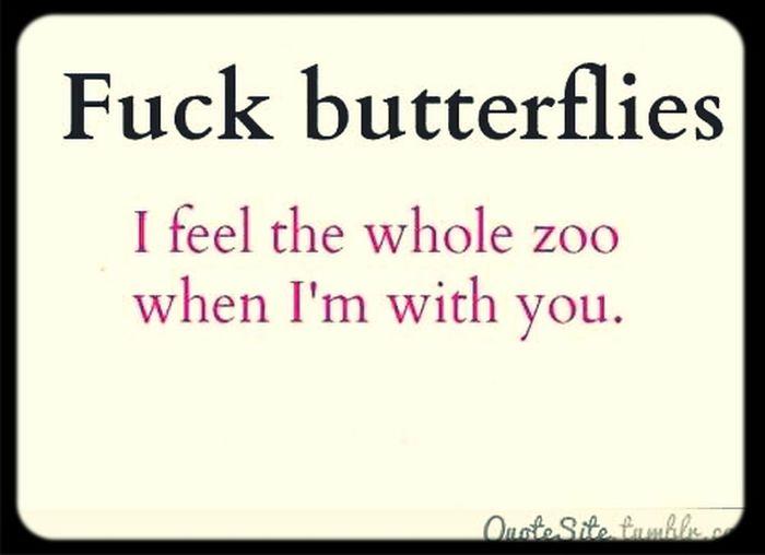 I Feel Butterflies♥
