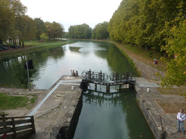 Beauty In Nature Canal Canal Du Midi Footpath Outdoors Tranquil Scene Tranquility Water