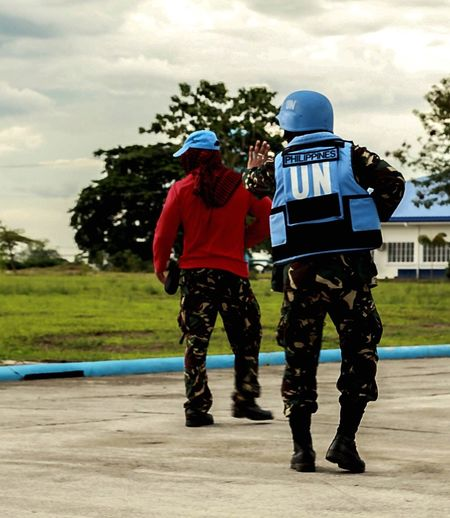 Eyeem Philippines Soldier
