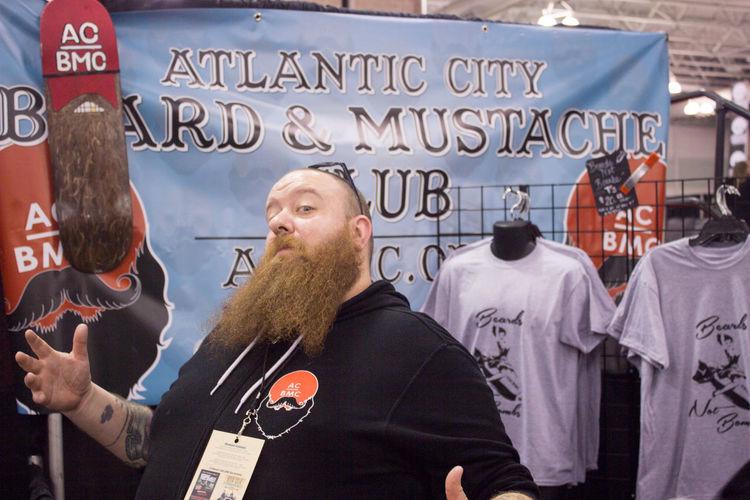 Acbeerf ACBMC Atlantic City Beard Oil Bearded Beards Casual Clothing Lifestyles