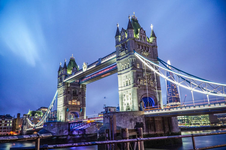 Tower Bridge &