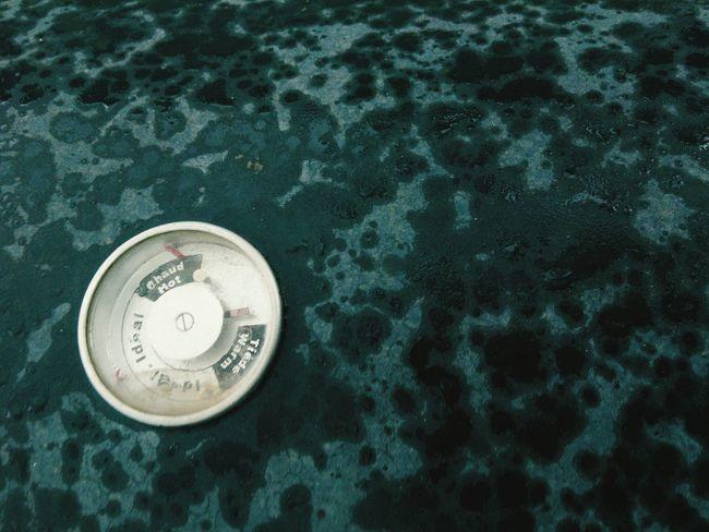 BBQ Bbq Grill Rain Drops Rain Close-up Manmade Dial Temprature Temperature Background Texture
