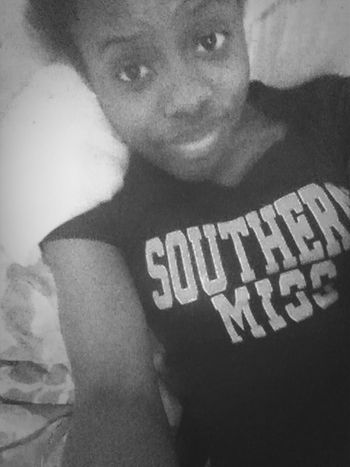 Chilling !! # southernMiss❤