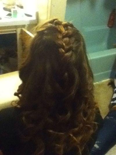 Such Pretty Hair.!