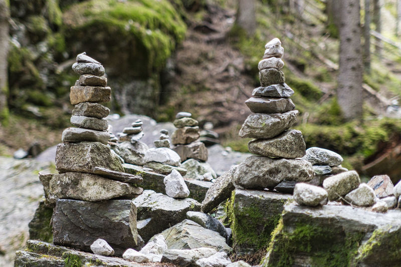 Balance Human Signs Nature Rock - Object Stone Stone - Object Stone Material Tranquility