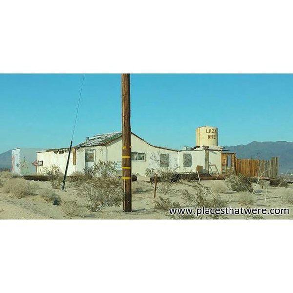 Urbanexploration Urbex Forgottenplaces Rurex Ghosttown Amboy California Route66 Ig_urbex All_is_abandoned