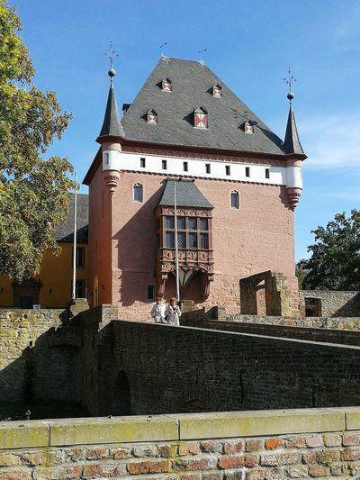 Castle Burgau Dueren Castle Burgau Dueren History Sky Architecture Building Exterior Built Structure