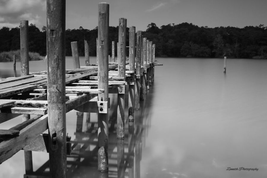 Black & White EyeEm Best Shots Water_collection Long Exposure