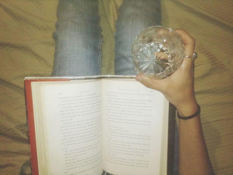Books ♥ and Liquor