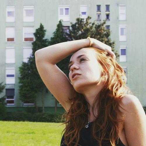 Beautiful Girl Enjoying Life Xoxo That's Me Hello World Enjoying The Sun Portrait Of A Woman Hungary