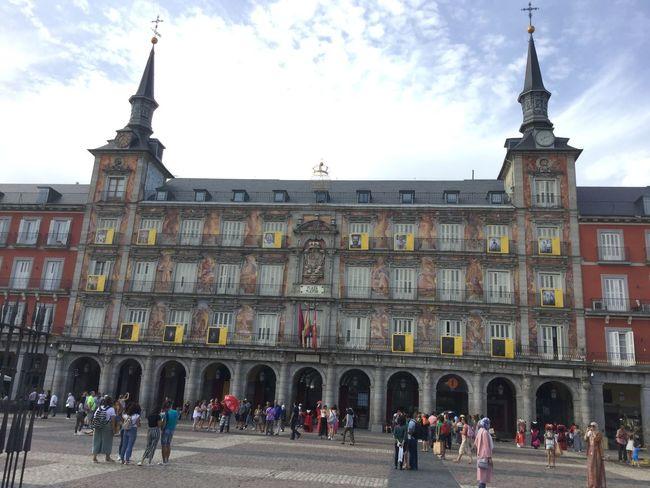 Second Acts Plaza Mayor (Madrid). Vacations Travel Tourism History Madrid Spain Madrid Al Caer La Tarde Fachadas Bonitas Fachadas De Madrid Templo De Debod, Madrid, Spain