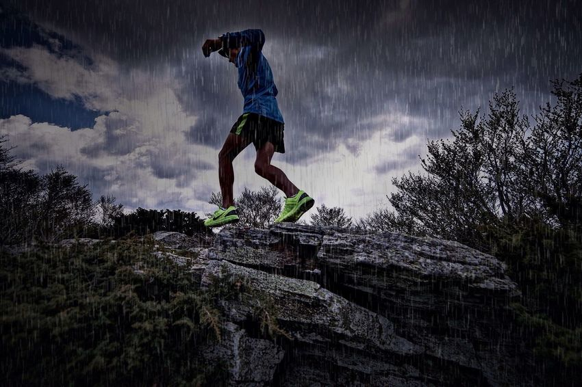 Trail Running Mountains Sports Photography Raining The Great Outdoors With Adobe