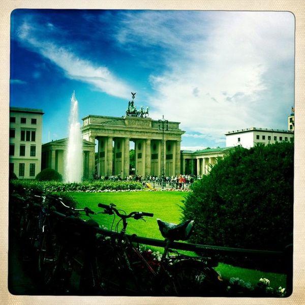 Hola desde Berlín!!  || Berlin Brandenburgertor