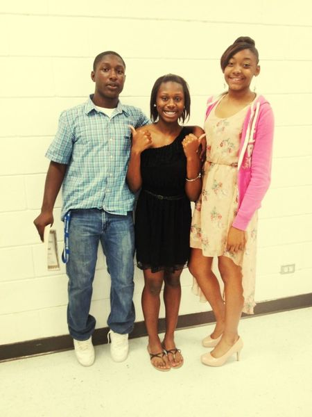 My Two Bestfriends ! ILove Them So Much !!