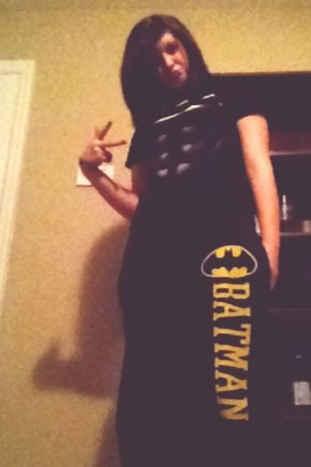 Batman Pjs Awesome Chill Mode:) Sleepy Time