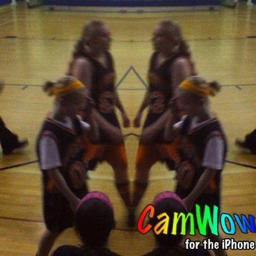 Haha basketball! Lasy Yr Black Orange @carly_richards13