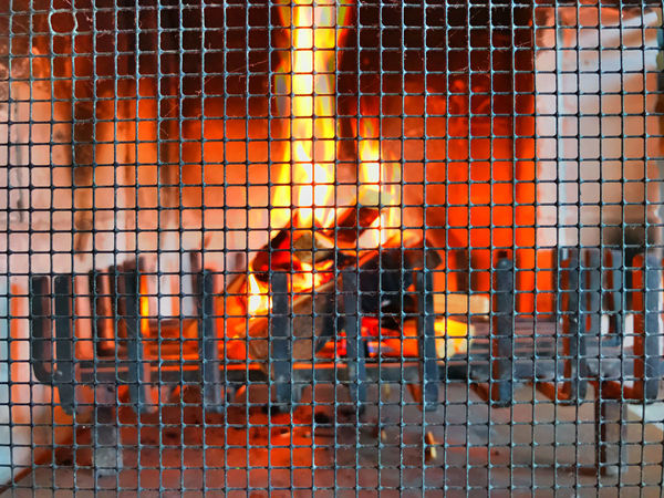 at the fireside Burning Burning Flame Grid Be On Fire Burn Burning Fire Burning Flames Fire Fireplace Fireside Firewood Fuelwood Indoors  Warm Warmth