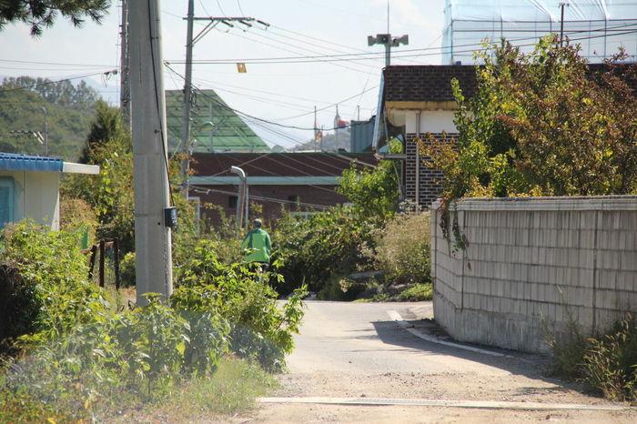 Suburban Countryside Bicyclelife EyeEm Korea Korea
