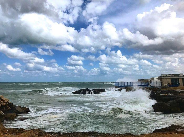 Cloudy Rough Sea The Week On EyeEm Shades Of Winter