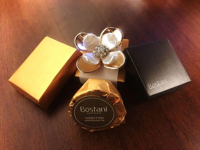 Thank you Presents from a colleague......... Newbornbabygirl BostaniChocolateOfKSA Whitechoco DarkChoco Sweettooth