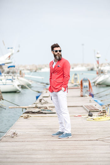 Adult Barba Bearded Beautiful Beauty Blazer Bored Boy Fashion Fashion Photography Glasses Hairstyle Man Moody Sky Outfit Red Salute Salutemaschile Sexyboy Ship Style Summer Taking Photos Tattoo Tattooed