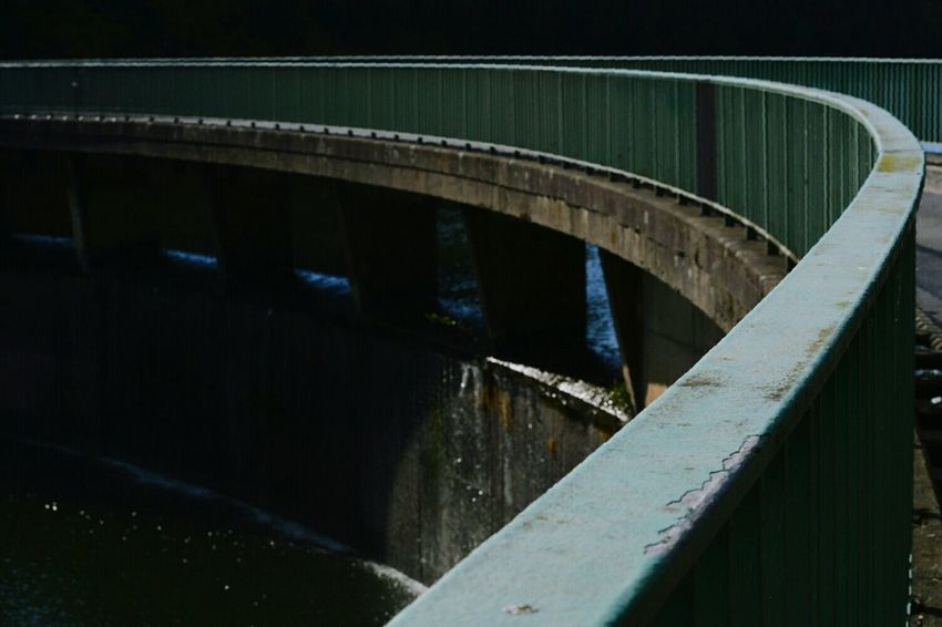 No. 114 shot the 2nd September 2016 at 15:39h with the Nikon d3200 and the 50mm f/1.8 lens. ( ISO 100 | f/7.5| 1/250) Photo shot in RAW. Bridge - Man Made Structure No People Dam Architecture Water Outdoors Stream - Flowing Water Hydroelectric Power Reservoir Day