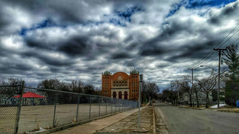 NoMPLS Minneapolis Cityscapes Urbanscape Urban Landscape Urban Photography Clouds And Sky Greek Orthodoc Church EyeEm Best Shots Sky And Clouds