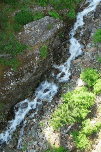 High Angle View Water Nature Day No People Outdoors Beauty In Nature Motion Waterfall Waterfalls Rapids River Creek Environment Environmental Conservation Conservation Wilderness Wild Stream