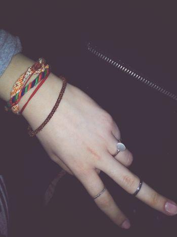 Jewelry Accessory Love Everybody My Beautiful Gand :))) Hand Model Hand Made Rings 💍