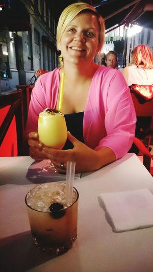 En drink på Lilla Örebro innan hemgång! Drinks Summer2015