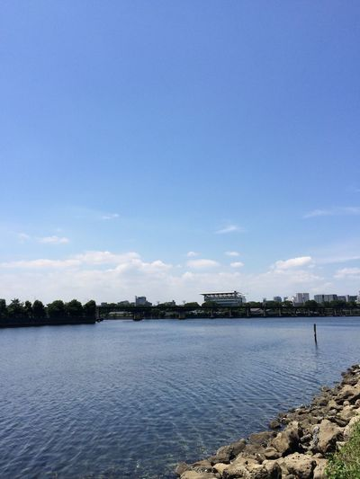 大井埠頭中央海浜公園 Tck