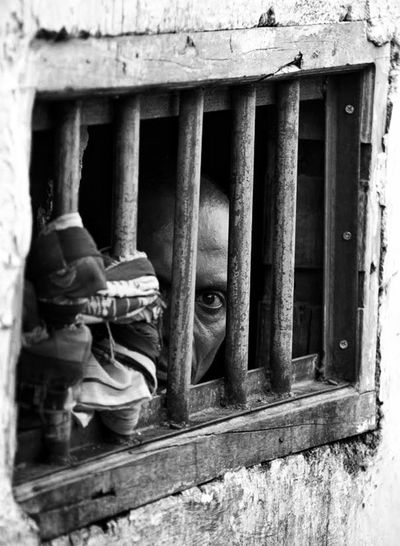 In Jail Photojournalism Eye4photography  Documentary Portrait