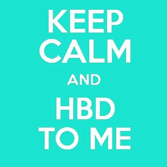 Gracias Dios Por Un Año Más De Vida, Por Estar Con Mi Familia & Mis Amigos. Keep  Calm HbdtoME 15years ?