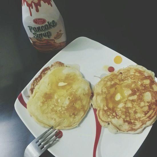 Breakfast Pancake Time Favourite