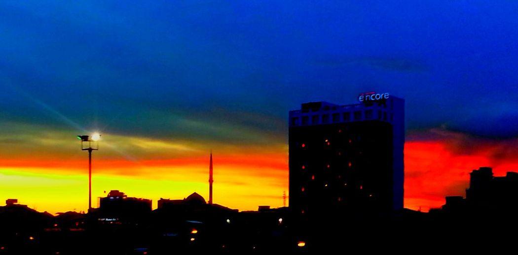 Istanbul City Hi! Fenerbahce  Manzara