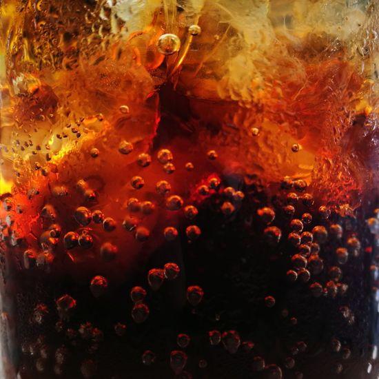 Cola Cola Water