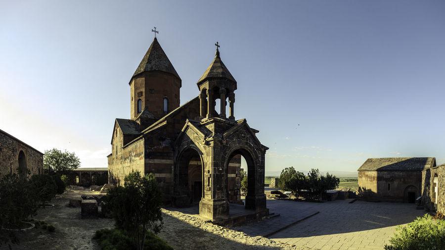 Monastery Chor