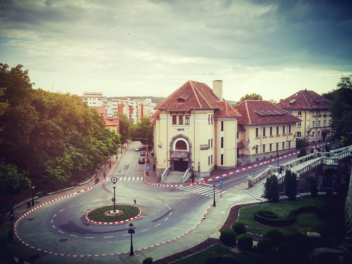 Rapa Galbena - Iasi Cityscape City View  Iasi Rapa Galbena Architecture Building Travel Travel Photography Travel Destinations Traveling Romania Romania Iasi Atmosphere Peace