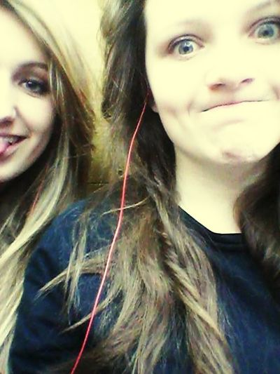 ↑Me and Daria ↑
