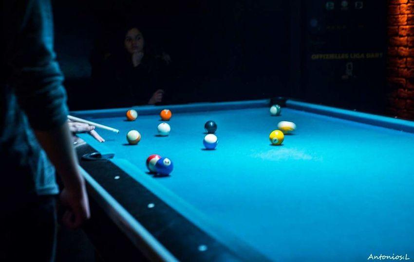 Play Game Billiards GREECE ♥♥ Pool Table Pool Ball Pool - Cue Sport Sport Pool Cue Ball Indoors