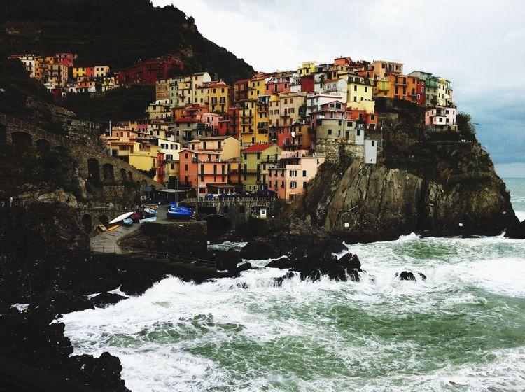 Souvenir d'un we italien Cinq Terres Visite Village Beautiful Taking Photos Enjoying Life Hello World Relaxing